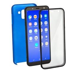 Coque en silicone 360 Bleu Ciel