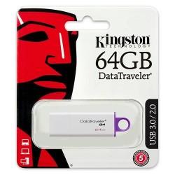 Clé USB 3.0 Kingston DTI G4 64Go