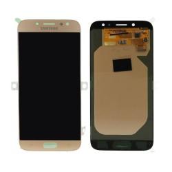 LCD Original Samsung Galaxy J7 (2017) Gold