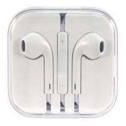 Ecouteur Earpods Compatible Apple Blanc